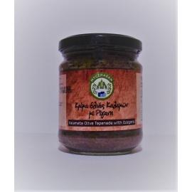 Olivová pasta - kalamata olivy s oregánom 190gr
